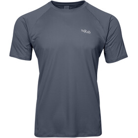 Rab Force SS Tee Men Steel